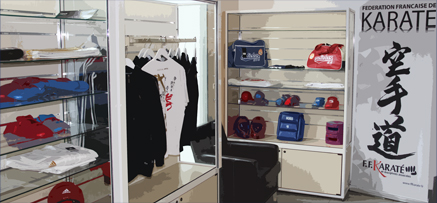 Photo boutique officielle