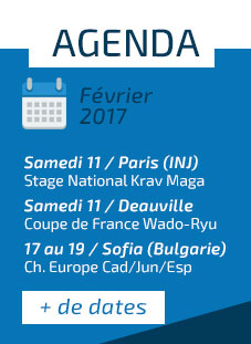 Agenda - Janvier  2017