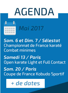 Agenda - Mai  2017