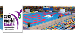 Championnats du monde juniors 2013