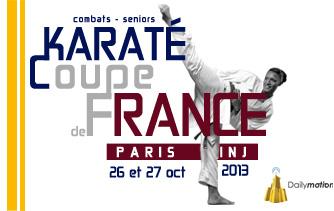Coupe de France Karaté Combats 2013