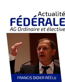 Francis Didier réélu pour 4 ans